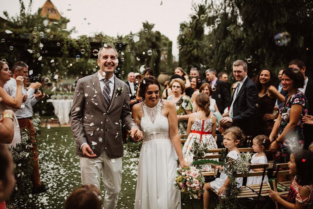 boda en Can Ribas. Boda natural al aire libre. Fotógrafo bodas Barcelona, Girona y Costa Brava